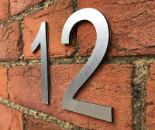 Individual House Numbers